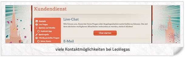 LeoVegas_Kundensupport