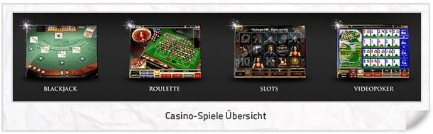 Luxury Casino Erfahrungen: Interessante Casino-Spiele