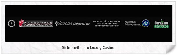 luxury casino vip punkte