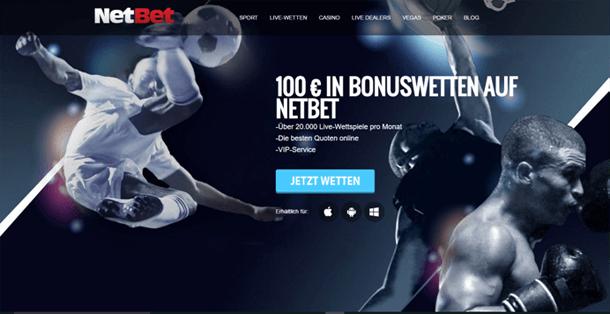 NetBet Aktionscode