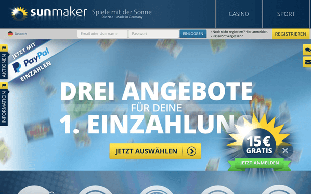 casino online mit paypal