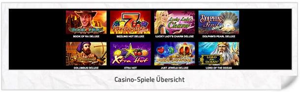 OvoCasino_Casino-Spiele