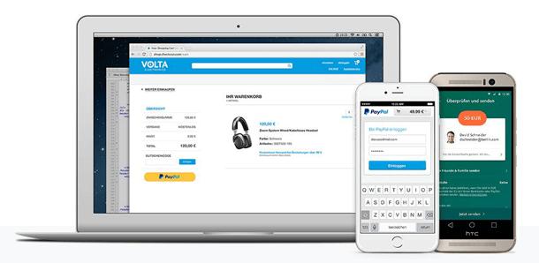 PayPal für die schnelle und sichere Zahlung nutzen