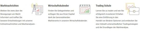 Information für lauf: BDSwiss macht´s.