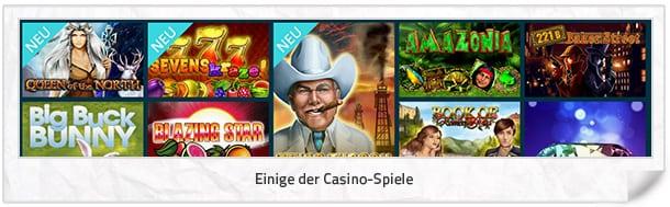 Platin_Casino_Casino-Spiele