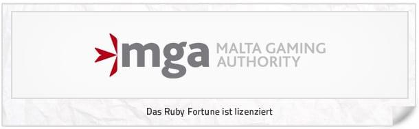 Ruby_Fortune_Lizenz