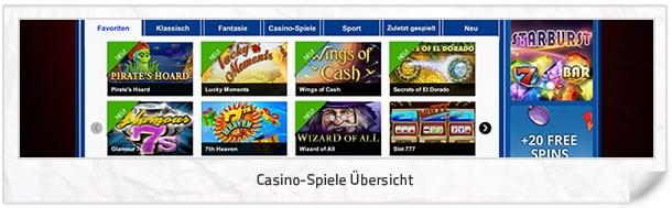 Scratch2Cash Erfahrungen: Erstklassige Casino-Spiele