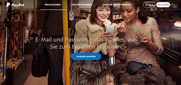 Sizzling Hot Casino mit PayPal Einzahlungen