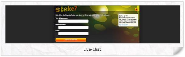 Stake7_Kundenservice