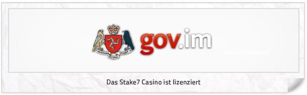 stake7 casino seriös