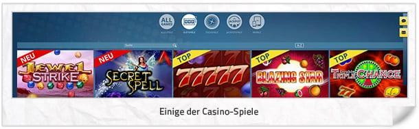 Sunmaker_Casino-Spiele