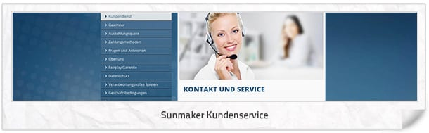 Sunmaker_Kundenservice