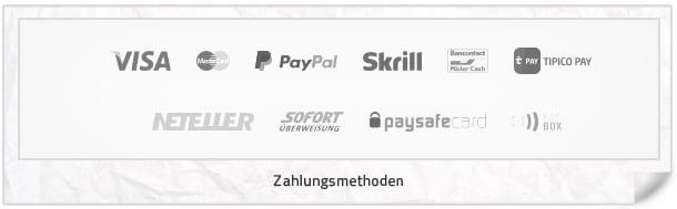 Tipico Zahlungen
