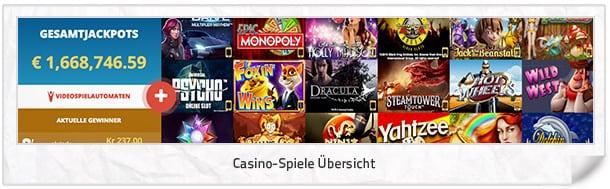 VegasWinner_Casino-Spiele