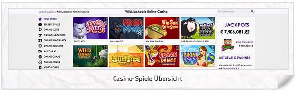WildJackpotCasino_Casino-Spiele