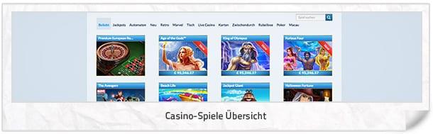 WiliamHillCasinoClub_Casino-Spiele