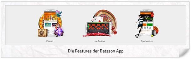 betsson_app_features