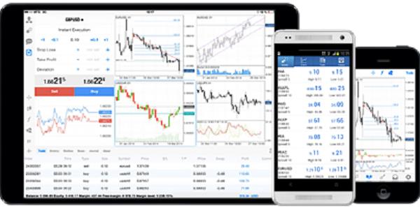 Mit der FxPro-App mobil handeln