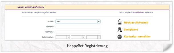 happybet_bonus_Registrierung