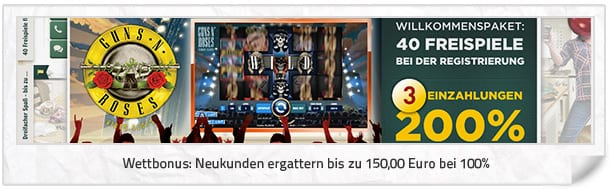 Cherry Casino Neukundenbonus