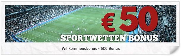 Flamantis Sportwetten Neukundenbonus
