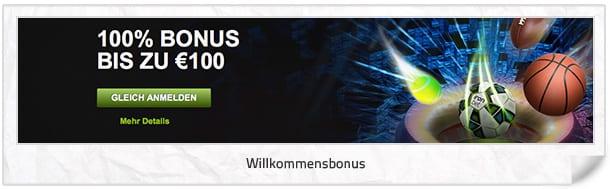 Ironbet Bonus Angebot