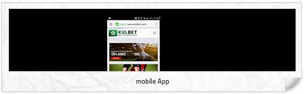 Kulbet Sportwetten App