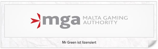 Mr Greenz Lizenz
