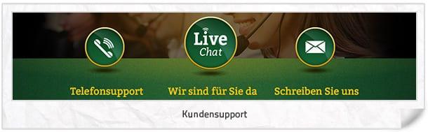 onlinecasino.de Support