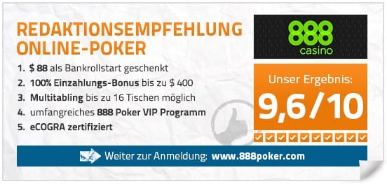 Online Poker Anbieter Vergleich und Test