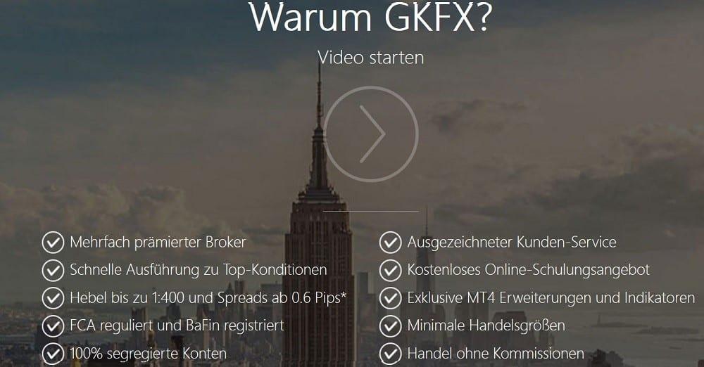 Warum GKFX?