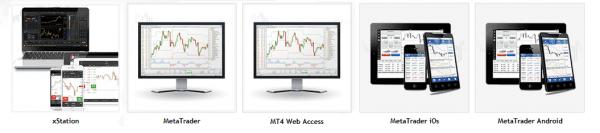 Die Handelsplattformen bei XTB